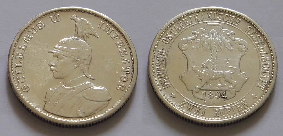 east africa old coins