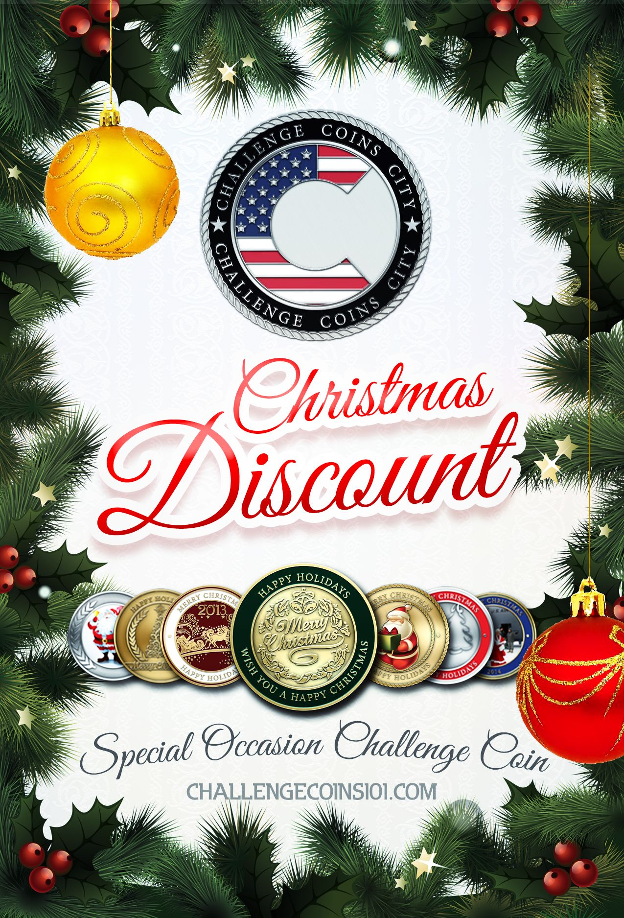 Avail Special Discounts On All Your Purchases Of Coins Visit Us On