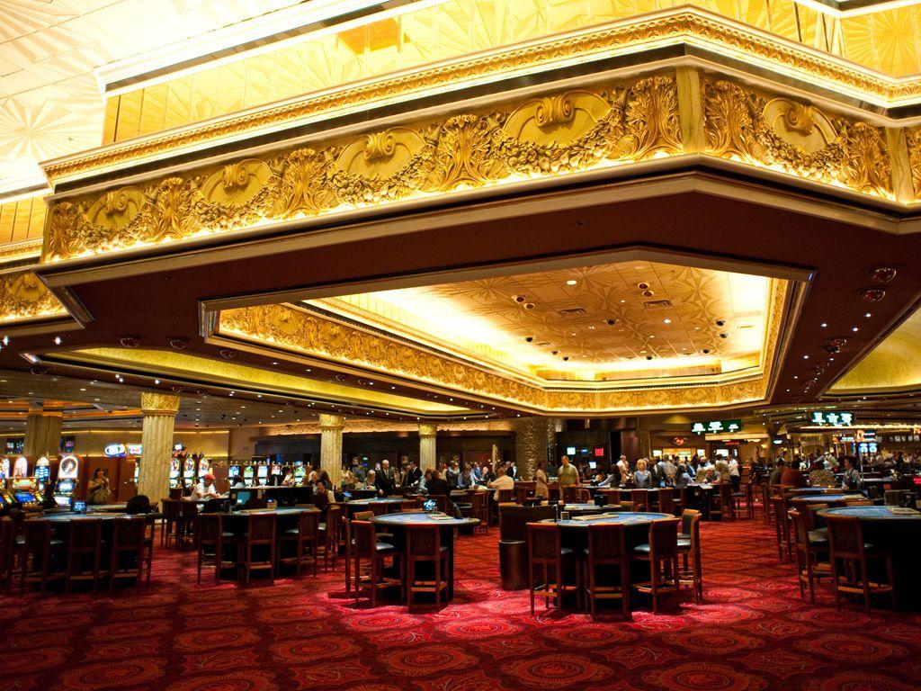 Gambling financial assistance
