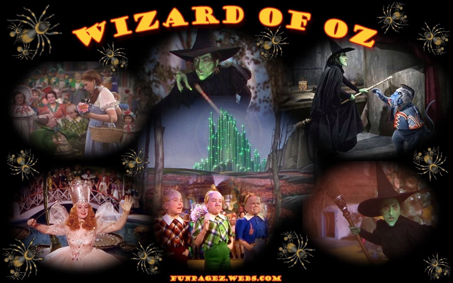 free wizard of oz backgrounds wizard of oz wallpaper 1 by