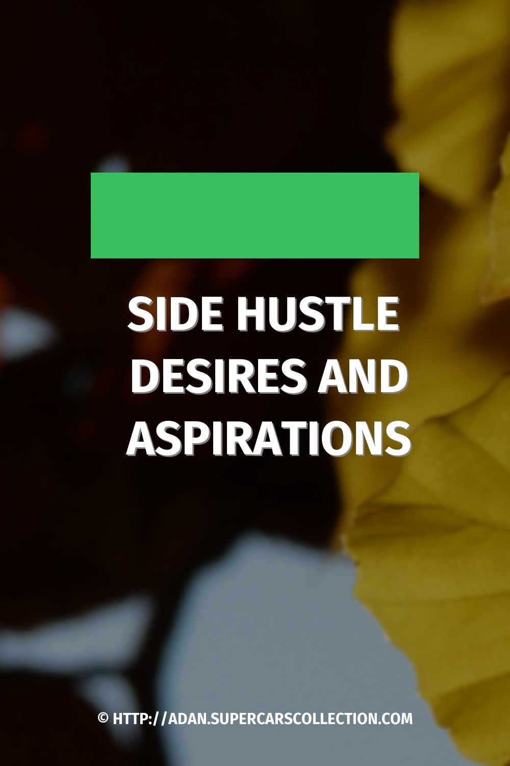 How 11 Stories Will Alter How You Handle Side Hustle #anxietyhustle