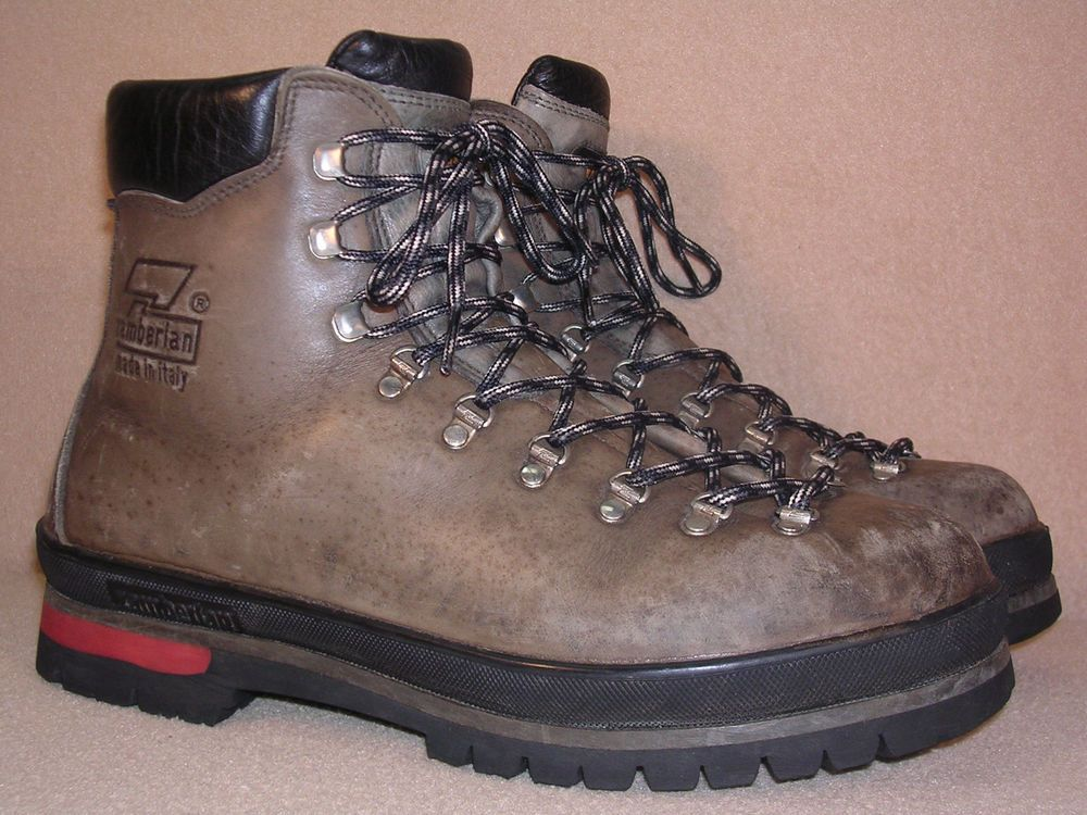 Zamberlan Made In Italy Leather Hiking Boots Men S Us 10 5 Euro