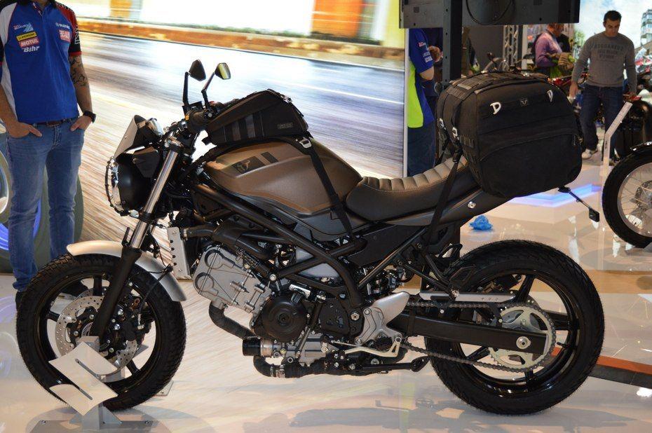 More power, less weight for Suzuki's fourth-generation SV650 - Images |  Suzuki sv 650, Scrambler, SuzukiPinterest