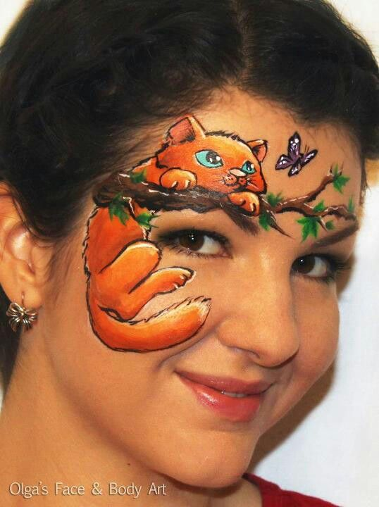 Pin Von Iris Iris Auf Paint It Up Schminkvorlagen Kinder Schminken Kinderschminken