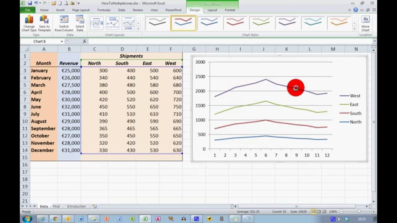 How to plot multiple data sets on the same chart in excel 2010 plot multiple data sets on the same chart in excel 2010 ccuart Images