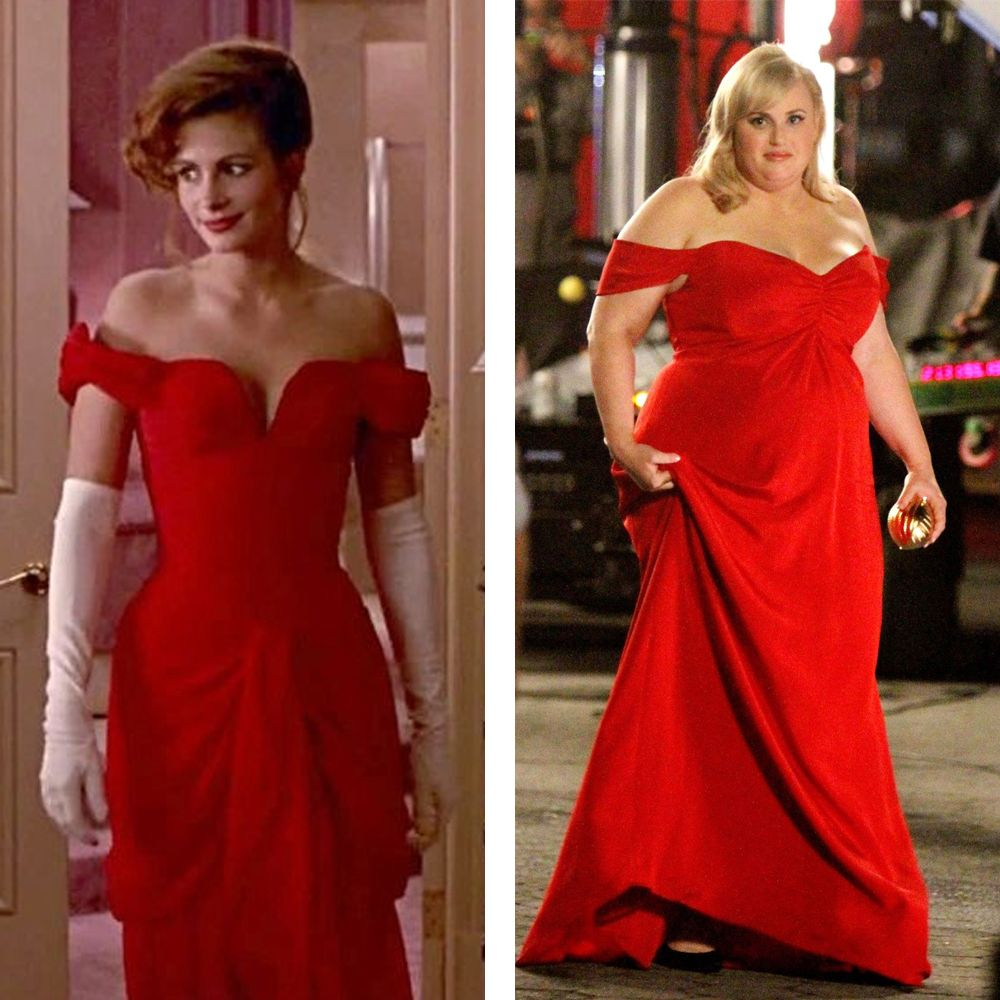 Rom Coms Isn T It Romantic Entertainment Style Beautiful Red Dresses Star Dress Dream Dress [ 1000 x 1000 Pixel ]