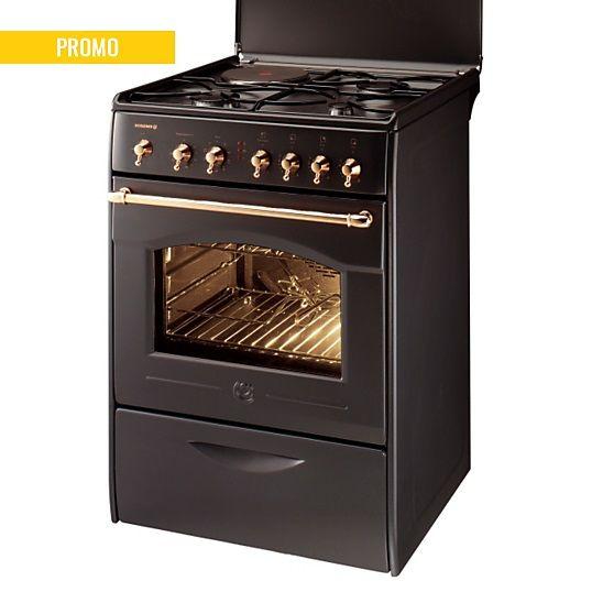 cuisini re mixte rosieres rcm7992ru 4 foyer rustique camif electromenager pas cher pinterest. Black Bedroom Furniture Sets. Home Design Ideas
