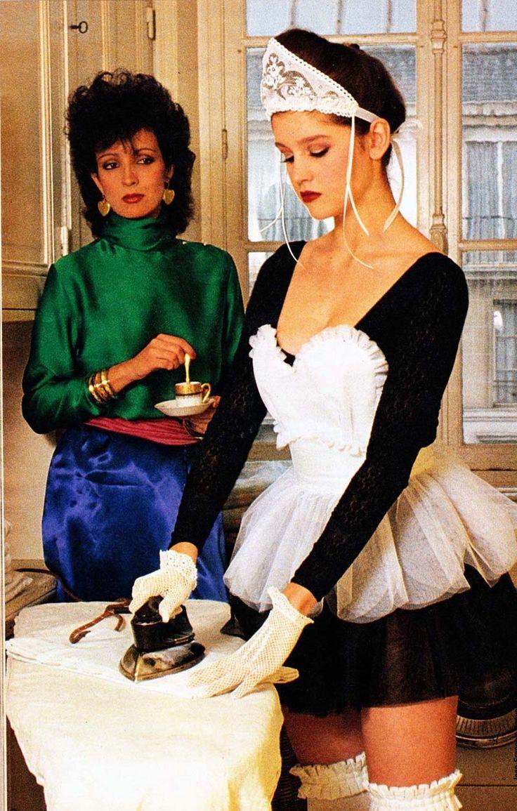 The Sissy Closet Of A Parisian Maid ! A Shrine To The Sublime Madame
