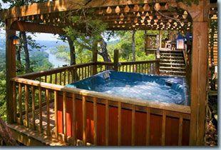 Merveilleux Eureka Springs Cabins