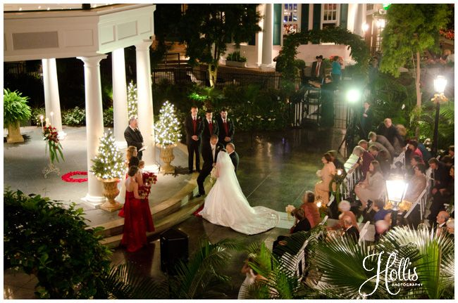 Opryland Hotel 2019 Photos Romantic Couple Ideas Winter wedding at Gaylord Opryland Hotel | Wedding things. in 2019