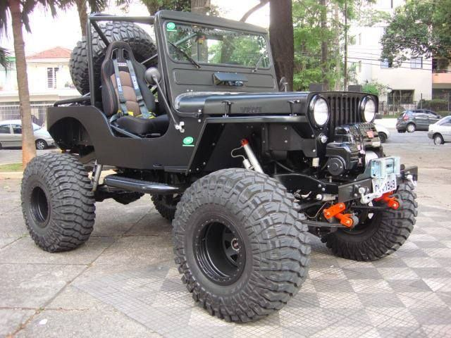 Great Willys Jeep