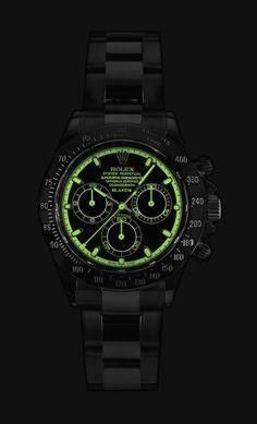 Rolex Blacken Dayton #running #runningmen #menfitness #runningtees #runningwear #runningwatch #runningwatches #sportswatches #sportsmenwatches #menwatches