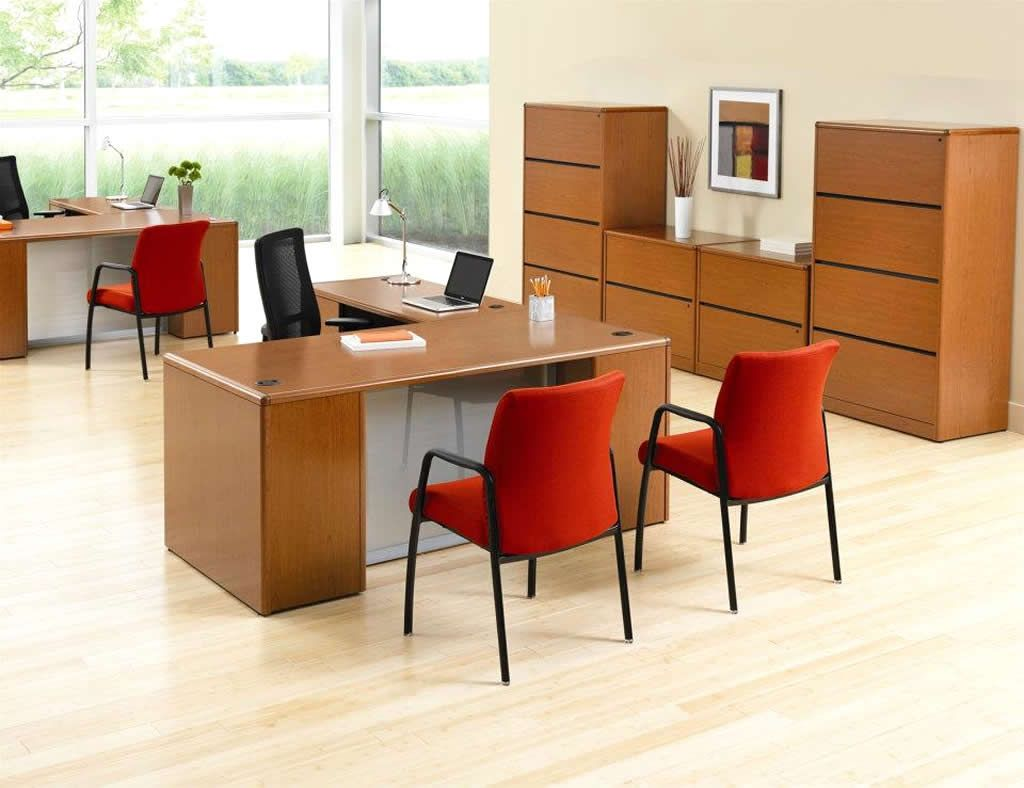 Office Furniture For Small Office - Decobizz. | Office ...