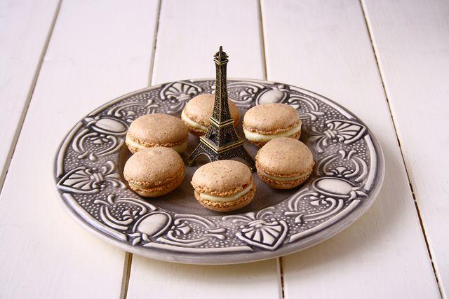 macarons by pechenka_yulya, via Flickr