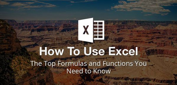 Excel is a highly versatile software and has many functionalities
