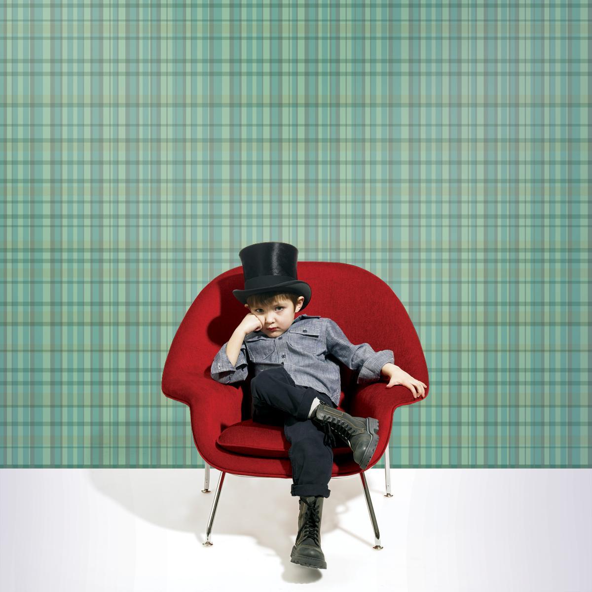 Plaid Green Removable Wallpaper Wall Decals Art Decor Removable Wallpaper Wall Wallpaper Peel And Stick Wallpaper