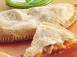 Easy-as-Peach-Pie Wedges@Betty Crocker...fixed last night. Quick & delish!