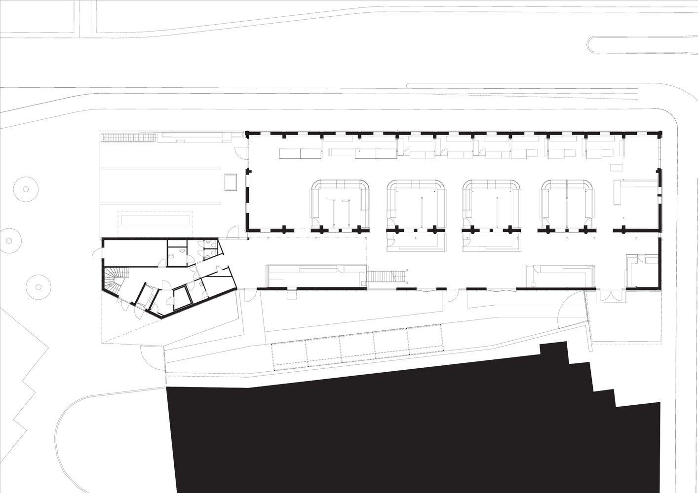 Gallery Of Malmo Saluhall Wing Rdh Arkitektkontor Ab