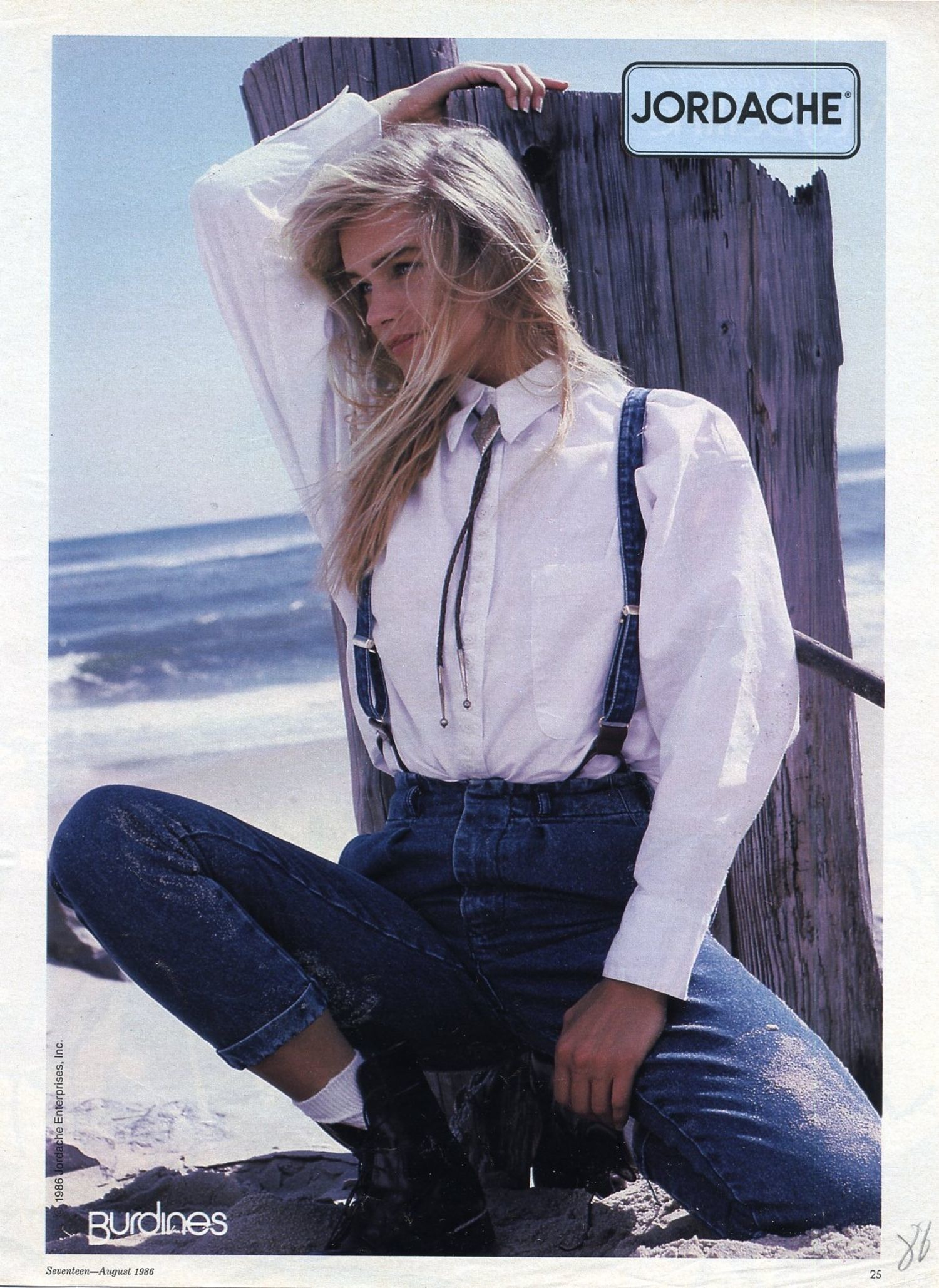a282112105b7 Throwback Thursday  These Vintage Denim Ads From the  70s