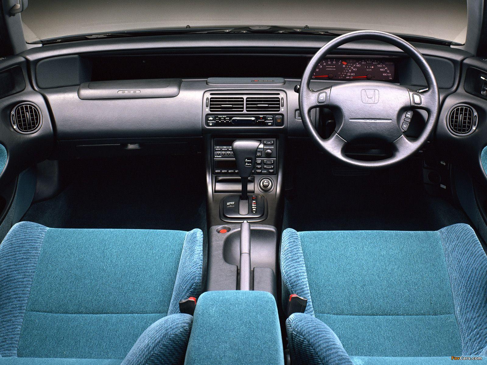 Honda Prelude Si Vtec Bb4 1991 96 Honda Prelude Honda Car Interior