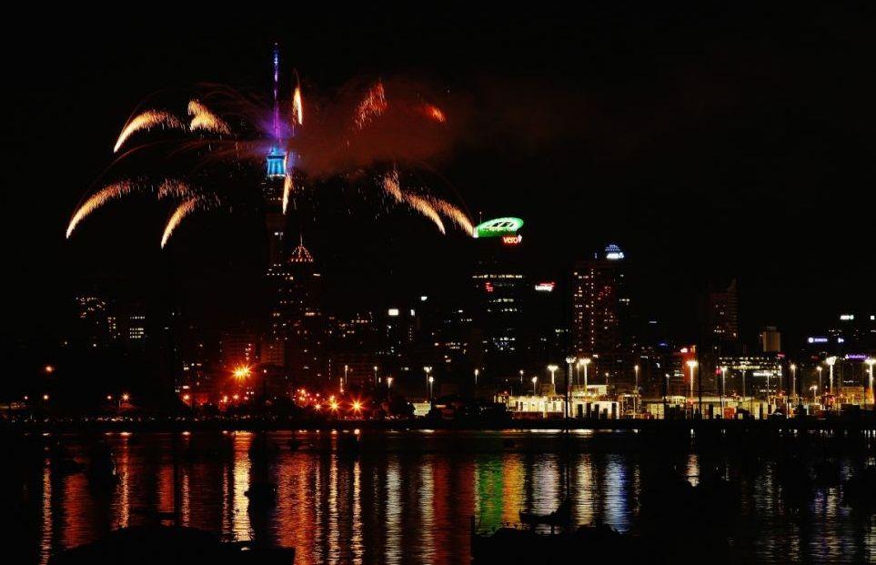New Zealand New year images, New year celebration, New