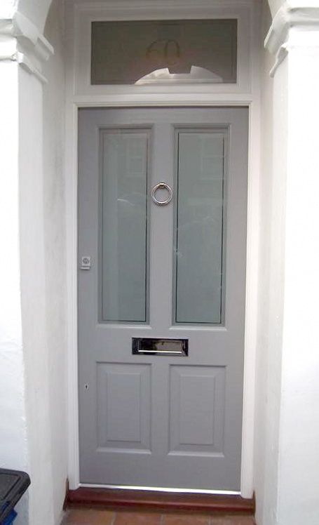 Product Images Doors Pinterest External Doors Georgian And Victoian Door  With Etched Glass And Raised Panels