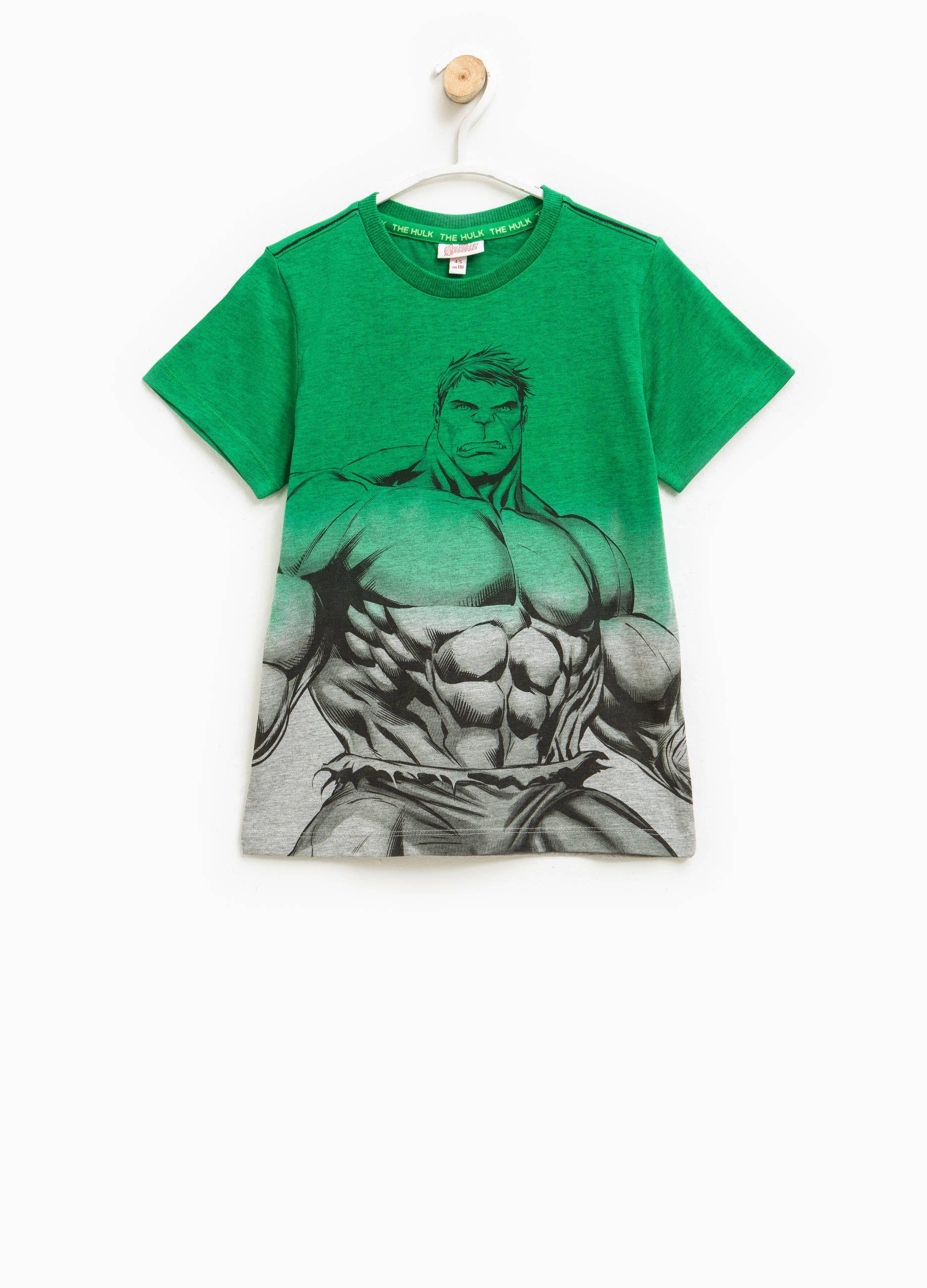 Hulk Mode On Boys Short-Sleeve T-Shirts