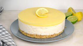 Tarta Helada De Limon Y Leche Condensada Desserts Tarta Limon