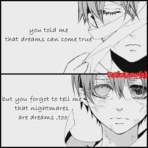 Amazing Anime Quotes
