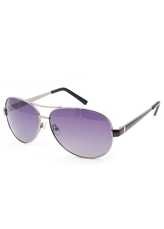 73756252a0 Trendy and sporty. Venus aviator sunglasses.