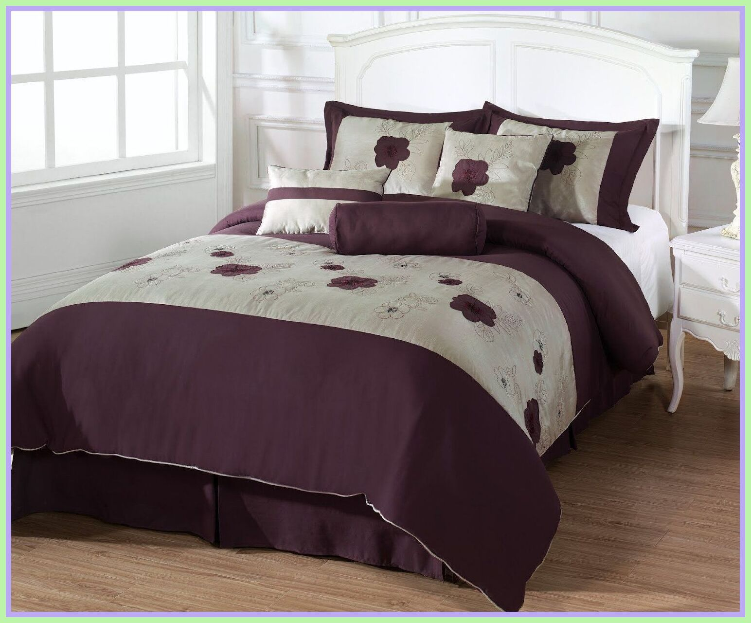 112 reference of king size bed sheets amazon in 2020   Comforter