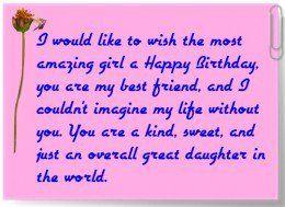 Happy 16th Birthday Daughter Quotes Birthday Quotes For Daughter Happy Birthday Quotes For Daughter 19 Birthday Quotes