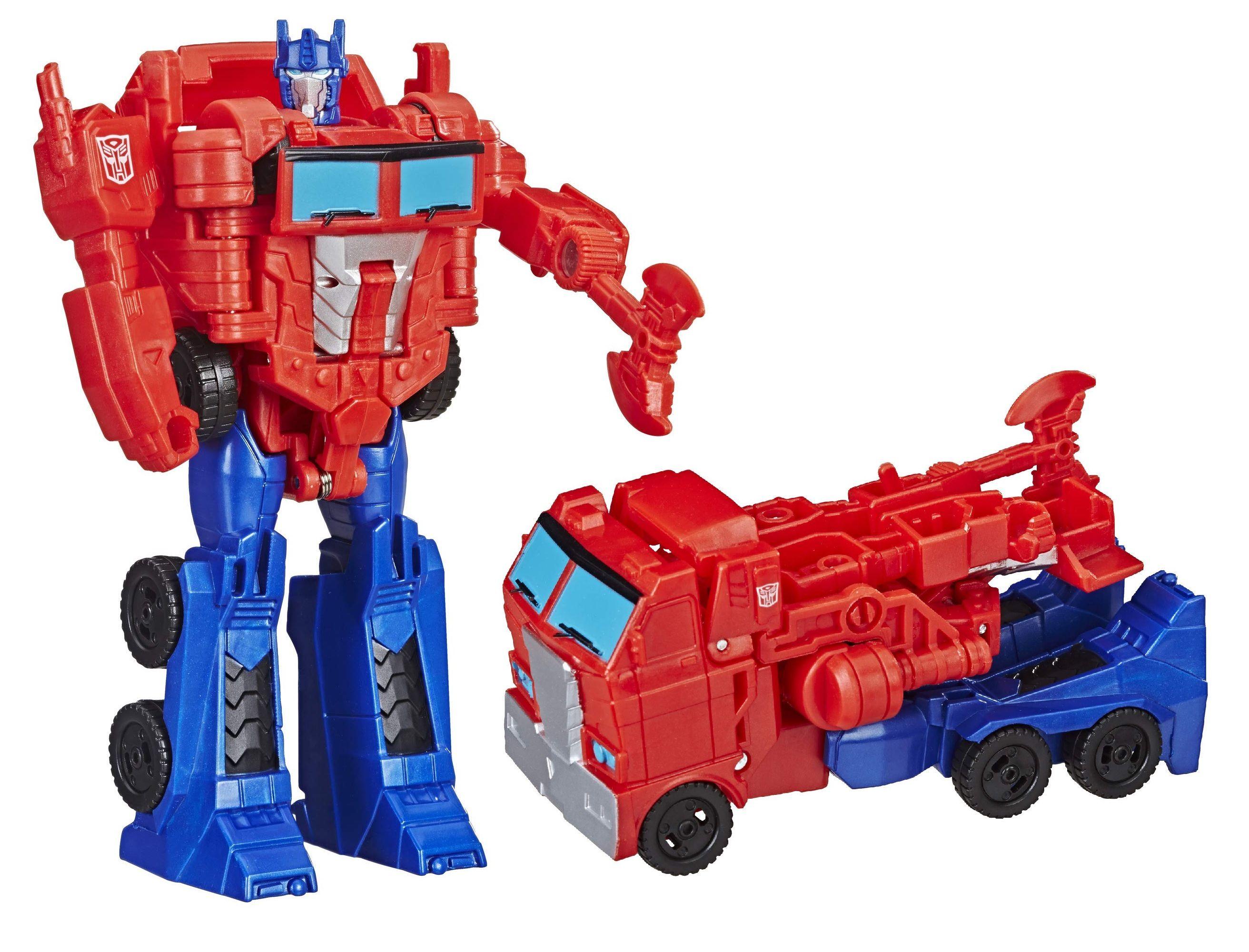 Transformers Toys Reviews