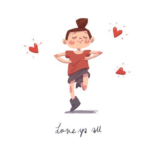 Lotta Love (GIF Animation) by Iraville.deviantart.com on @deviantART