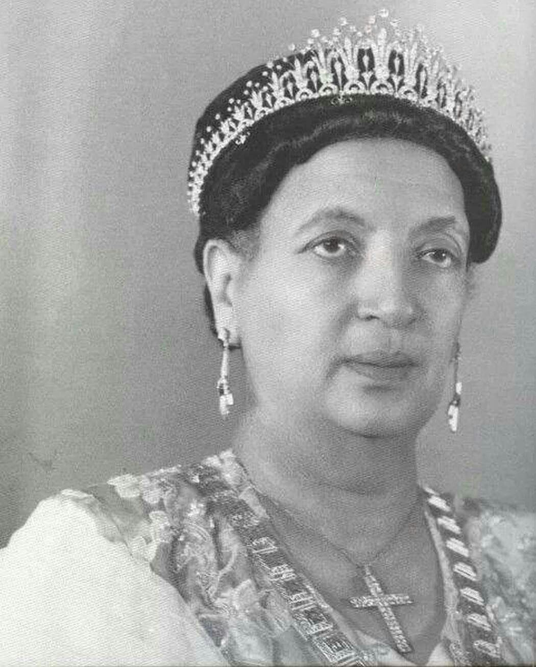 ETEGE MENEN ASFAW ○ Born 3 April 1891 Wollo province Ambassel ...