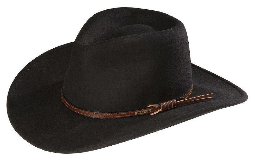 Stetson Bozeman Crushable Hat