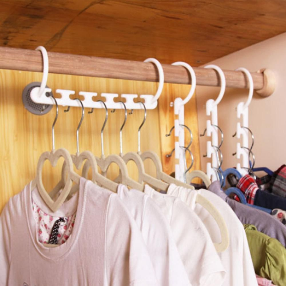 Need Extra Space In Your Closet The Magic Hanger Max Is Your