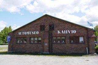 Kuopion Automuseo - Kuopio, Suomi | DiscoveringFinland.com