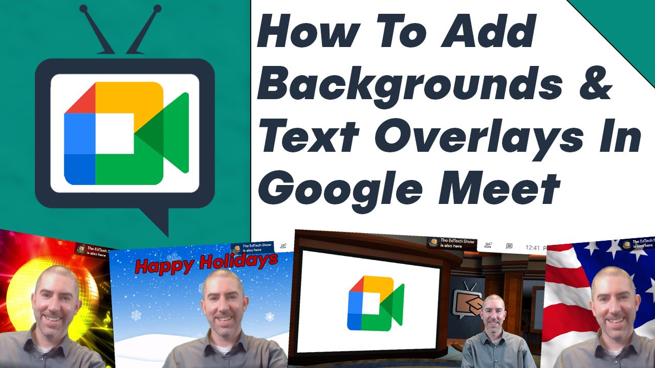 How To Add Google Meet Background image number 13