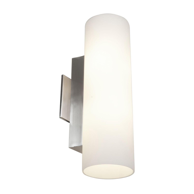 Elementum 13-inch LED 1-light Wall Sconce | Overstock.com Shopping -  sc 1 st  Pinterest & Elementum 13-inch LED 1-light Wall Sconce | Overstock.com Shopping ...