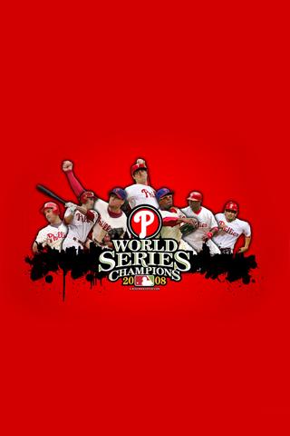 Philidelphia Phillies World Champions 2 Android Wallpapers Hd Philadelphia Phillies Philadelphia Phillies Baseball Phillies
