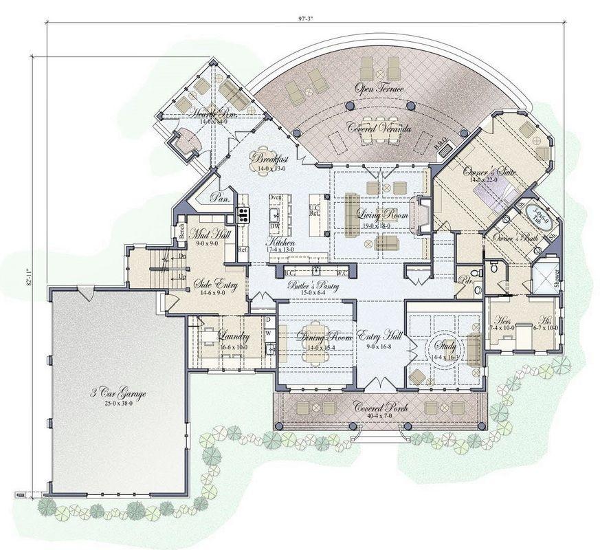 Floor Plans Classic Shingle Style Vanbrouck Associates Floor Plans Shingle Style Shingling