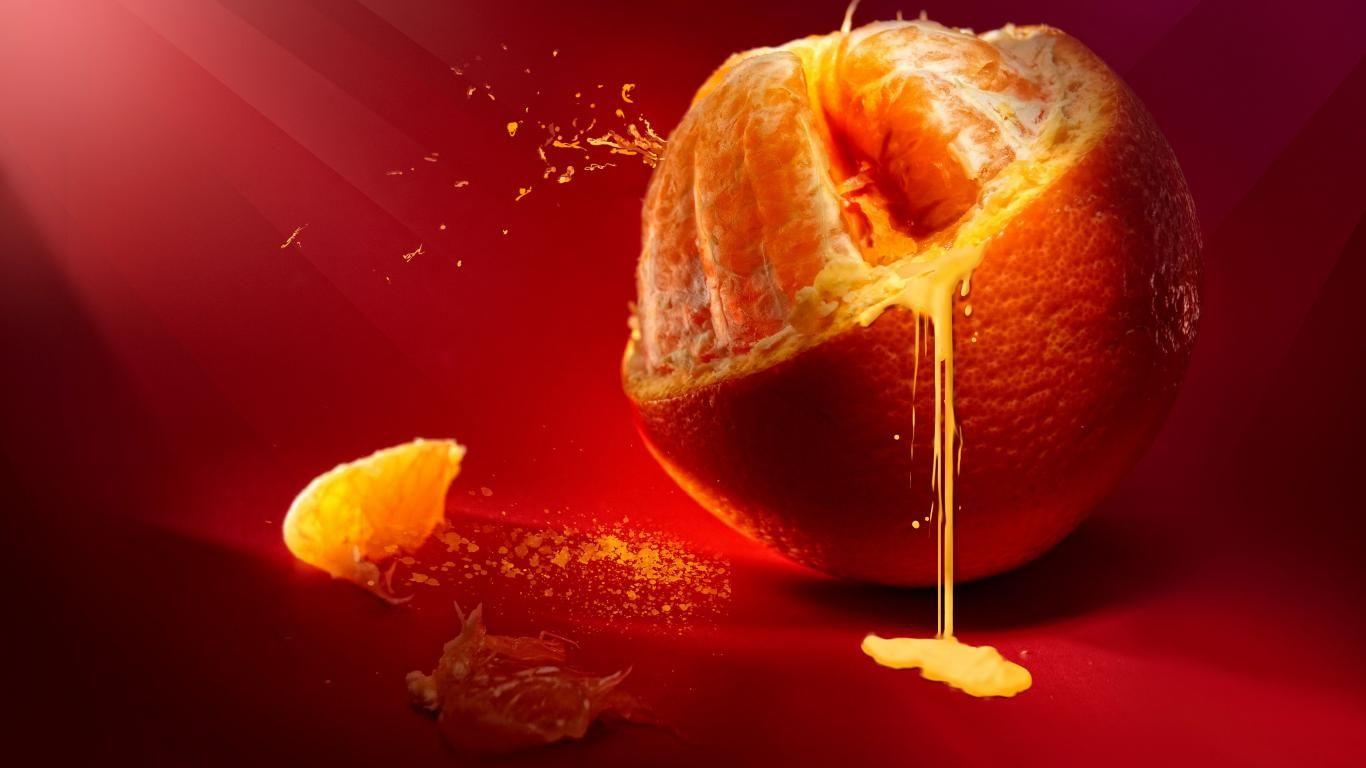 Find Out Orange Fruit Wallpaper Background On Hdpicorner