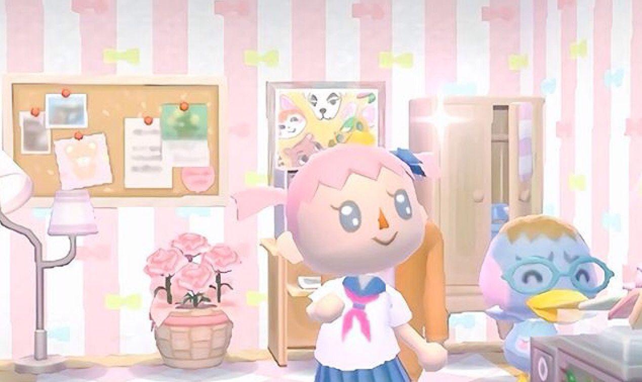 Mayorfawn Animal Crossing Happy Home Designer Kawaii