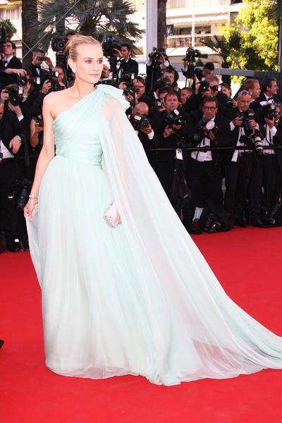 Cannes 2012: Kleider: Aufgerüscht | Diane kruger, Giambattista valli ...