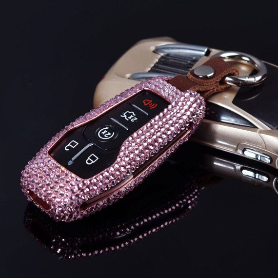 Car Key Cover For Ford Mustang Bling Diamond Ford By Lightshadow