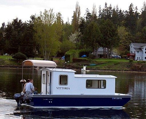 Small Houseboat houseboats Houseboats