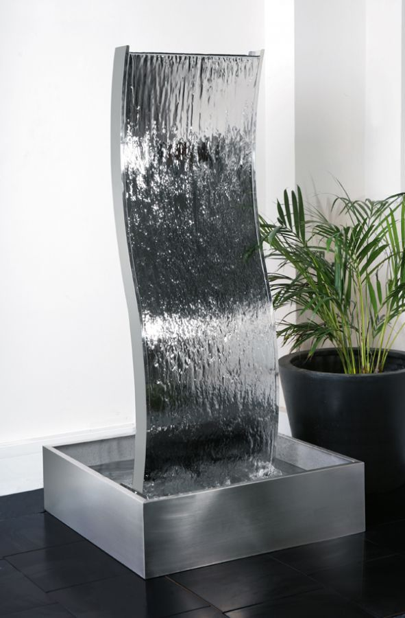 How To Build Water Wall Google Search Water Feature Wall