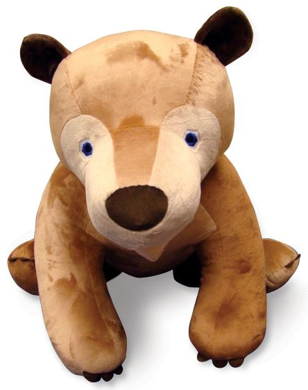 Jumbo Brown Bear Plush By Kids Preferred Inspired By Eric Carle S