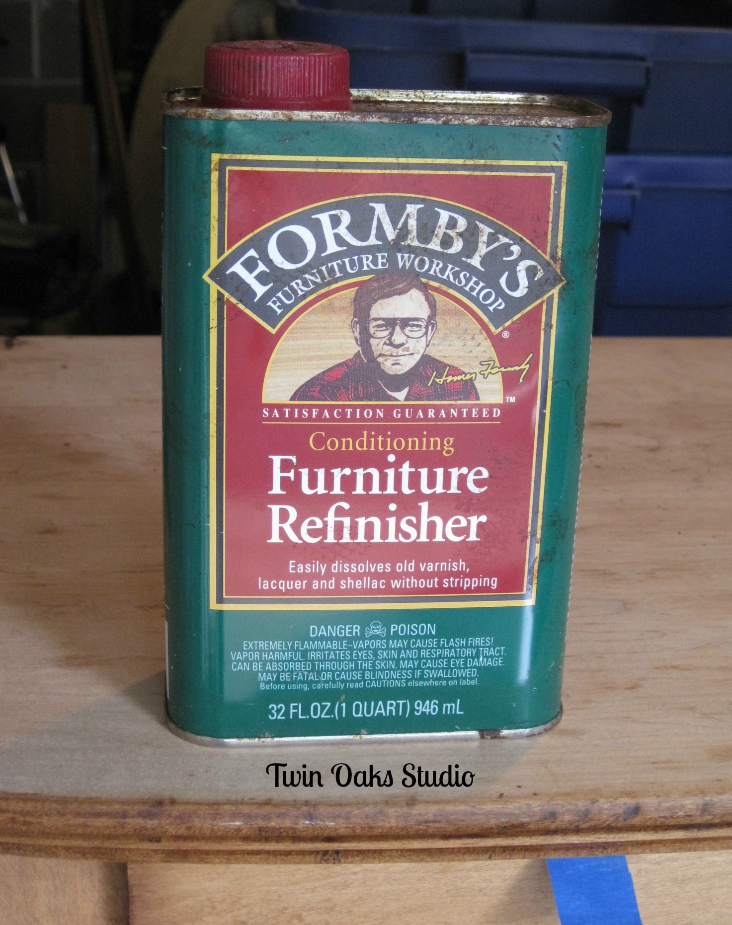 Refinishing antique dressers: Using Formby's Furniture Refinisher - Refinishing Antique Dressers: Using Formby's Furniture Refinisher